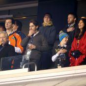 Michael Douglas en famille, Adriana Lima... Pluie de stars au Super Bowl XLVIII