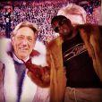 Diddy lors du 48e Super Bowl entre les Broncos de Denver et les Seahawks de Seattle, le 2 février 2013 au Metlife Stadium de New York à East Rutherford, dans le New Jersey