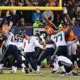 48e Super Bowl entre les Broncos de Denver et les Seahawks de Seattle, le 2 février 2013 au Metlife Stadium de New York à East Rutherford, dans le New Jersey