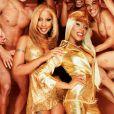 Lil Kim et Mary J. Blige s'étaient associées à la campagne Viva Glam en 1996.