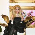 Xenia Prinzessin von Sachsen participeaux 20 ans d'amitié de Gina Lollogridgia avec le créateurHarald Glööcklerà Berlin en Allemagne le 4 février 2014