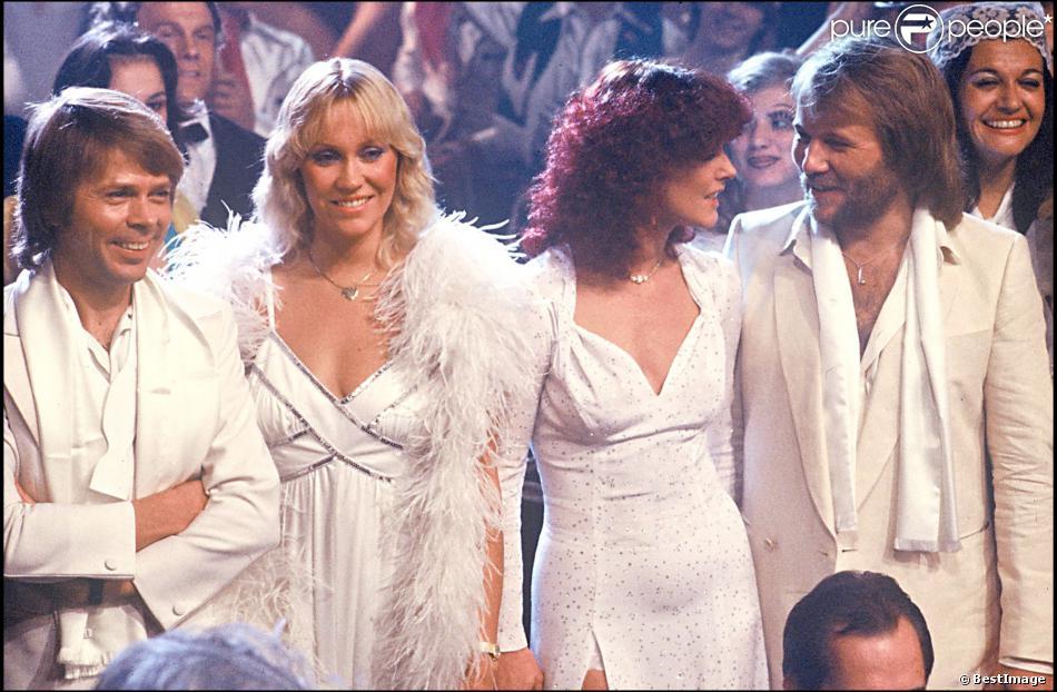 ABBA fait son entrée au Swedish Music Hall of Fame à Stockholm, le 6 février 2014. (photo d'archive)