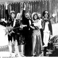 ABBA à l'Eurovision, à Brighton en 1974.