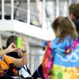 Willem-Alexander et Maxima des Pays-Bas ont soutenu les athlètes néerlandais dès le début des JO de Sotchi, en février 2014