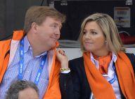 Sotchi 2014 : Maxima et Willem-Alexander des Pays-Bas, folie orange et or