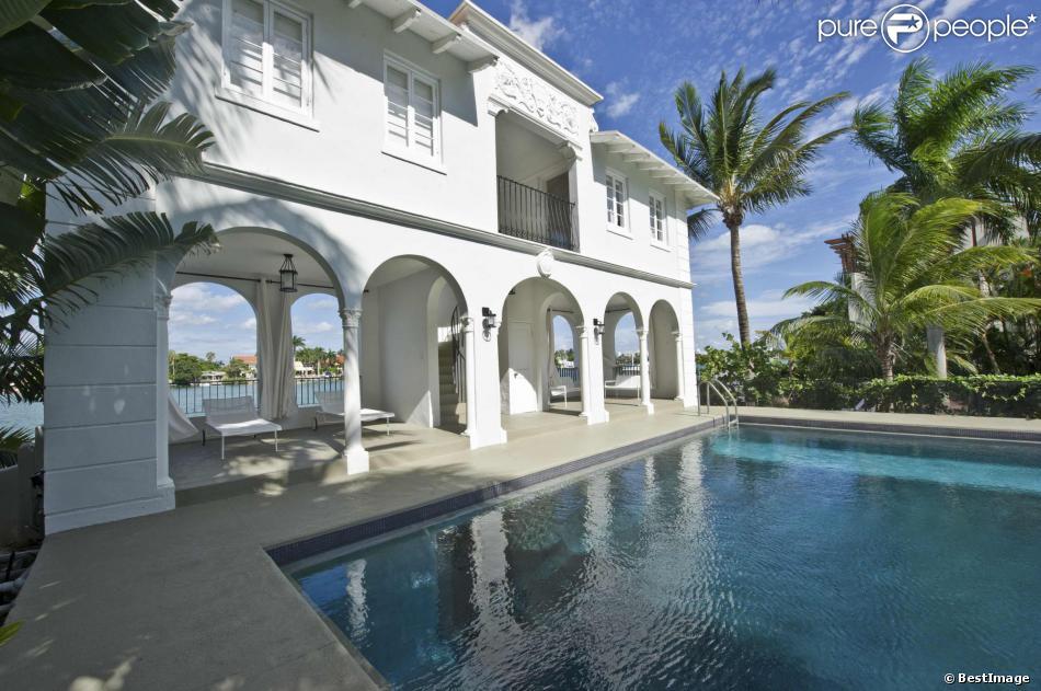 La maison d'Al Capone, à Palm Island à Miami Beach, est mise en vente par Sotheby's International Realty, pour 8,4 millions de dollars.