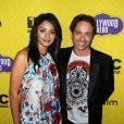 Pooja Kumar et Chris Kattan lors d'une avant-première à Los Angeles en juillet 2009