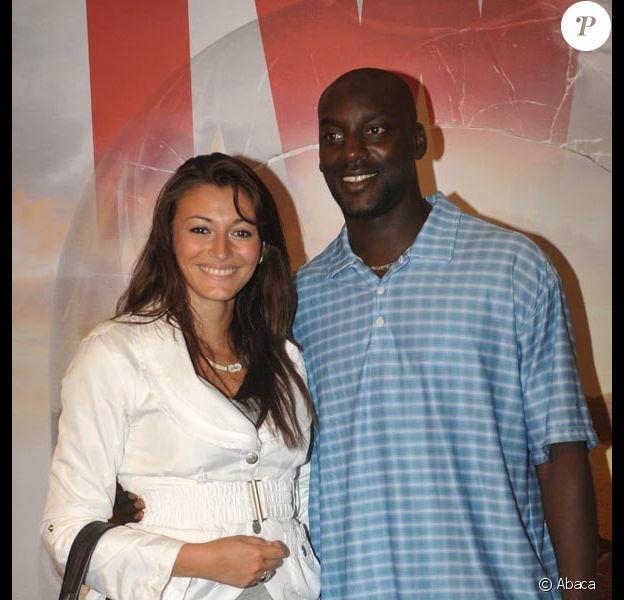 Rachel Legrain-Trapani et Ladji Doucouré