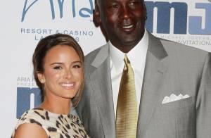 Michael Jordan papa : Sa belle Yvette a donné naissance à des jumelles