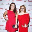 Lauren Manzo et Caroline Manzo à la cérémonie des 11e Woman's Red Dress Awards au Lincoln Center, à New York City, le 11 février 2014
