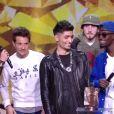 1995 remporte le prix de l'album de musiques urbaines - 29e cérémonie des Victoires de la Musique, au Zénith de Paris, le 14 février 2014.