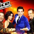 Jenifer, Garou, Florent Pagny et Mika pour The Voice 3, dès le 11 janvier 2014 sur TF1