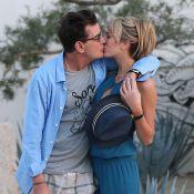 Charlie Sheen, une nouvelle fois fiancé : Avec sa porn star, c'est l'amour fou !