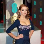 Léa Seydoux enflamme les BAFTA : Sirène divine et glamour... mais bredouille