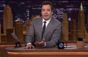 Kim Kardashian, Lindsay Lohan, Lady Gaga... Pluie de stars pour Jimmy Fallon