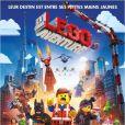 Affiche du film La Grande Aventure Lego.