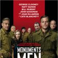 Affiche du film Monuments Men.