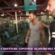 """Quentin Elias du groupe Alliage dans """"Giuseppe Ristorante, une affaire de famille"""", le 18 février 2014."""
