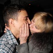 Steevy Boulay : un baiser de Christine Bravo et les Bogdanov pour ses 34 ans