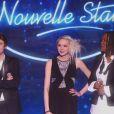 """Mathieu, Yseult et Sophie-Tith chantent  Love Me Again  de John Newman - Finale de la """"Nouvelle Star 2014"""" sur D8, jeudi 20 février 2014."""