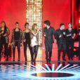"""EXCLUSIF - Nouvelle star 2014. Claudia, Sirine, Dana, Pauline, Alvaro, Mehdi, Léopoldine et Hugo - Finale de la """"Nouvelle Star 2014"""" sur D8, jeudi 20 février 2014."""