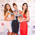 Chrissy Teigen, Lily Aldridge et Nina Agdal assistent à la soirée Club SI de Sports Illustrated Swimsuit au LIV. Miami, le 19 février 2014.