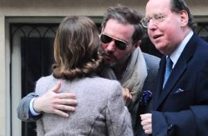 Princesse Madeleine maman : Chris O'Neill fête bébé avec le roi et la reine