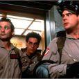 Bill Murray, Harold Ramis et Dan Aykroyd dans S.O.S. Fantômes.