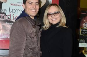 Ornella Muti, radieuse avec son charmant fils, Andrea Facchinetti