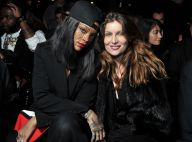 Fashion Week : Rihanna et Laetitia Casta, reines de beauté chez Givenchy