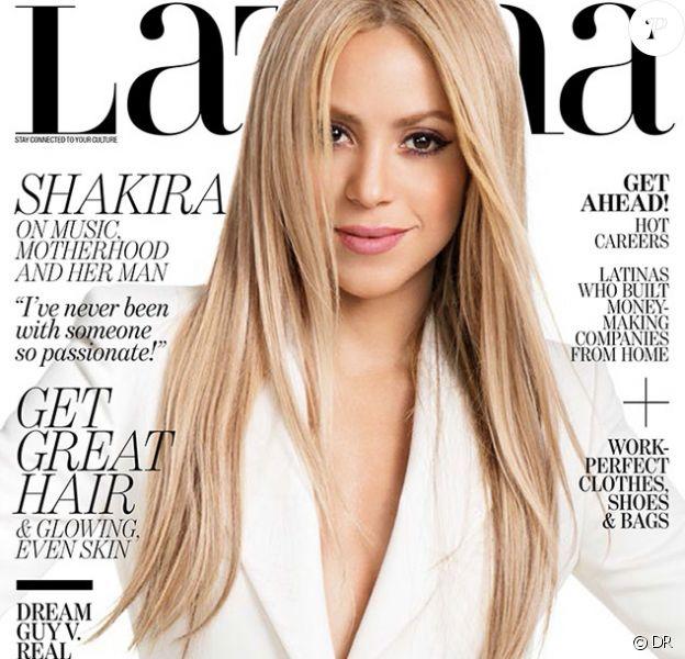 "Le magazine ""Latina"" du mois d'avril 2014."