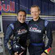 José Garcia s'essaye à l'aviation de haute voltige lors de la Red Bull Air Race d'Abu Dhabi les 28 février et 1er mars 2014.