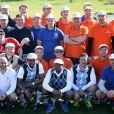 Première Footgolf Cup 2014 au golf de Feucherolles en France le 5 mars 2014.