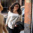 Michelle Rodriguez à Londres, le 6 mars 2014.
