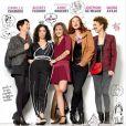 """""""Affiche du film Les Gazelles en salles le 26 mars 2014"""""""