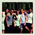 """Les garçons - Les premières photos des """"Anges de la télé-réalité 6"""" en Australie."""
