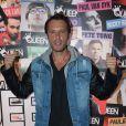 Fabrice Sopoglian, le parrain des Anges de la télé-réalité 5 au Queen à Paris