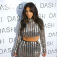 Kim Kardashian assiste à l'inauguration de la nouvelle boutique DASH. Miami, le 12 mars 2014.