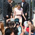 Kim Kardashian quitte la Casa Casuarina pour un après-midi shopping à Miami, le 12 mars 2014.