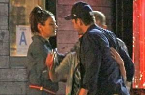 Ashton Kutcher et Mila Kunis : Plan à quatre pour les jeunes fiancés