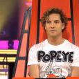 David Bisbal dans l'émission The Voice Kids en Espagne - 2014