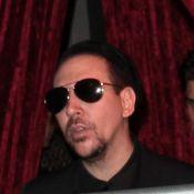 Marilyn Manson : Sans maquillage et barbu, il ressemble à... Nicolas Cage !