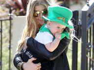 Fergie : Aux anges avec son craquant lutin Axl pour une Saint-Patrick en famille