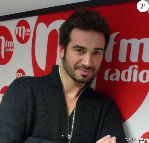 Frédéric Lerner chez Bernard Montiel, samedi 22 mars 2014.