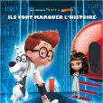 Affiche du film Mr Peabody & Sherman.