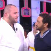 Moktar Guetari : Le monsieur sécurité de Cyril Hanouna et Zlatan Ibrahimovic