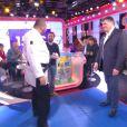 Moktar Guetari, dans l'émission Touche pas à mon poste du 8 janvier 2014 sur D8