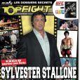 """Couverture de """"Top Fight Magazine"""""""