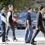 Kevin Connolly blessé sur le tournage d'Entourage : Une jambe cassée !