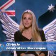 Christie dans Les Anges de la télé-réalité 6 le mardi 25 mars 2014 sur NRJ 12